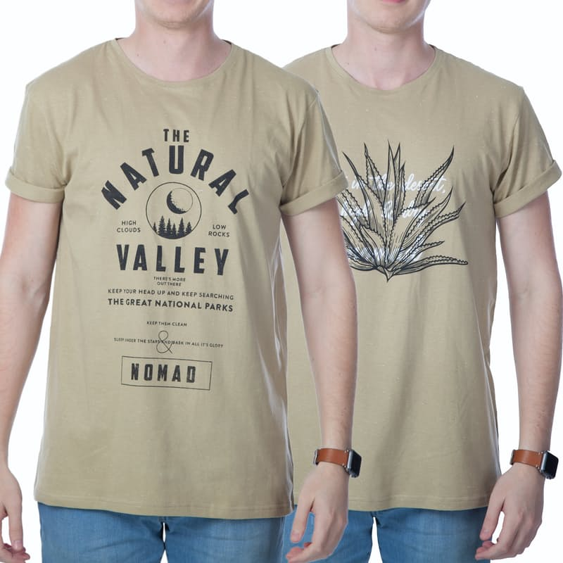 Men's Classic Outdoor T-Shirts