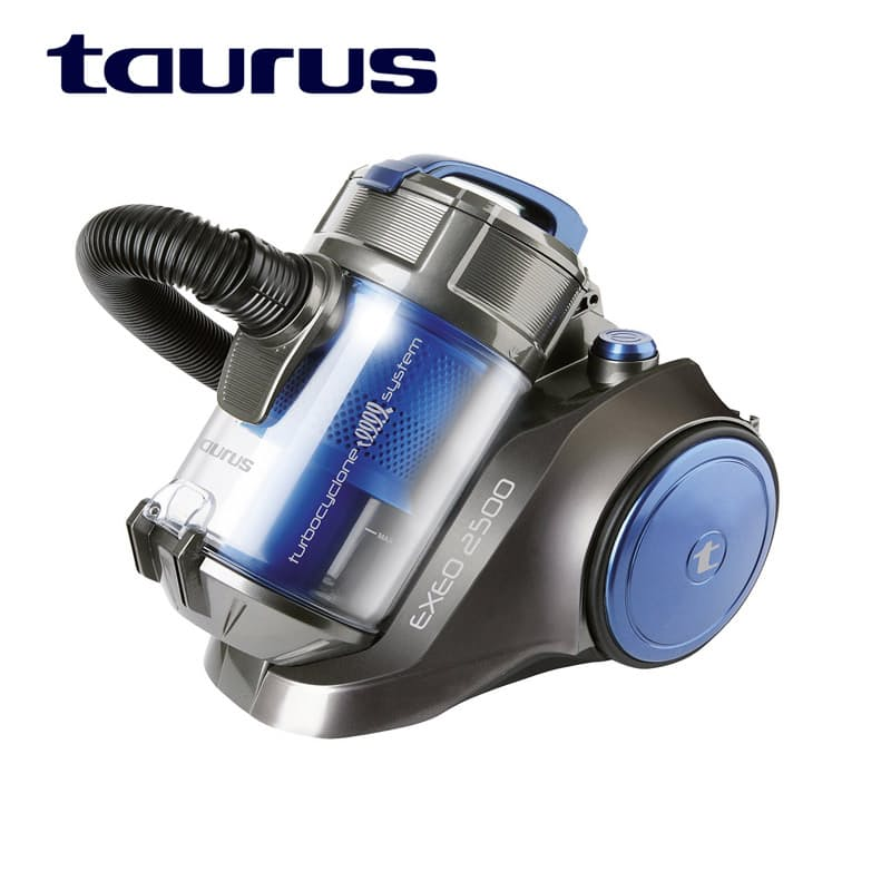 800W Exeo 2500 Bagless Cylinder Vacuum Cleaner (Model: 948959)