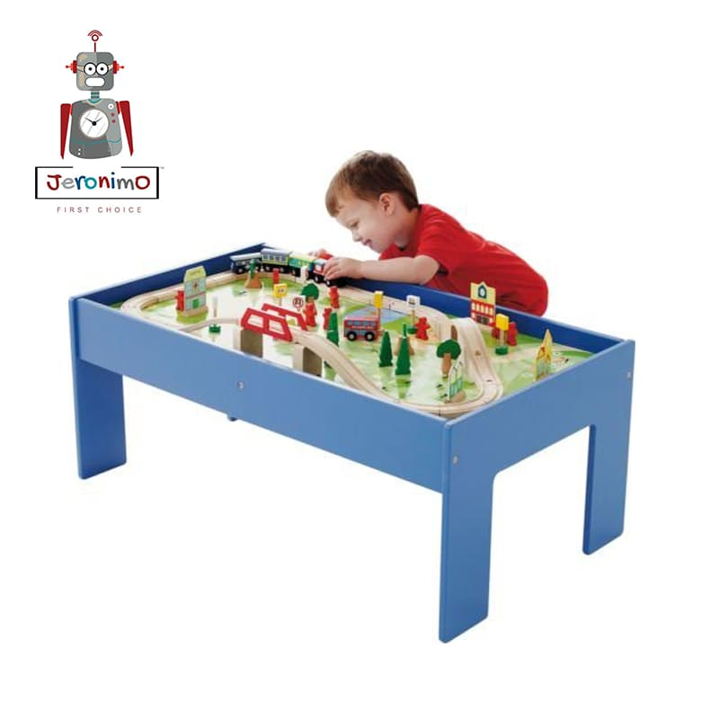 Large Train Table