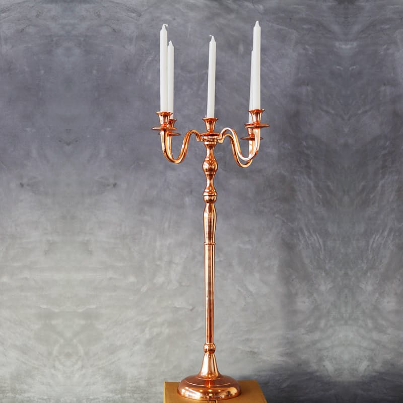 Modern Vintage 5 Light Candelabra (Demo Units)
