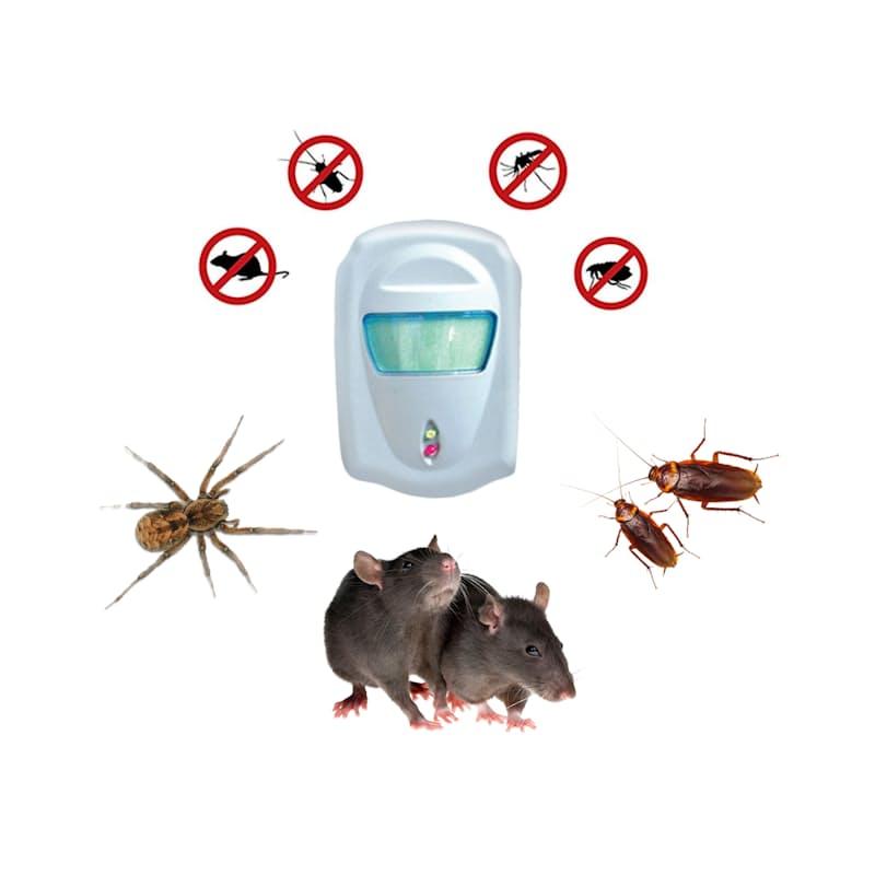 Pack of 4 Ultrasonic Pest Repellers