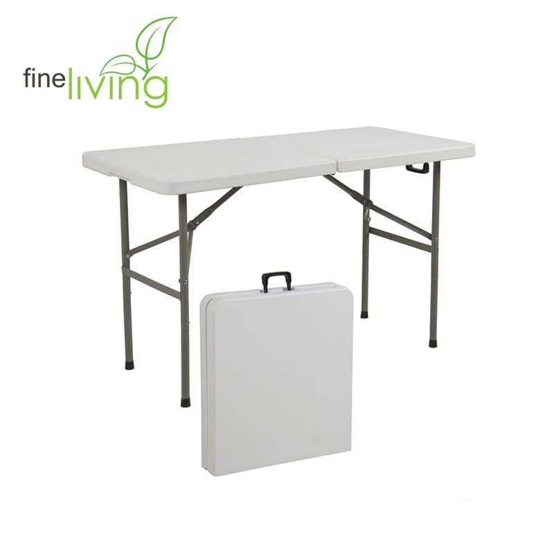 1.2m Folding Trestle Table