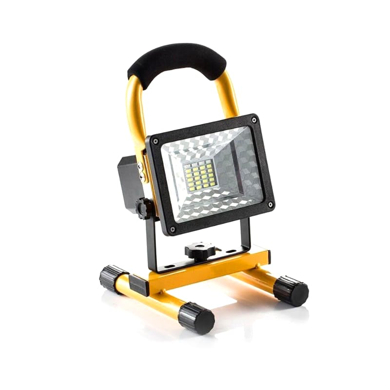 Rechargeable 15W Flood Light