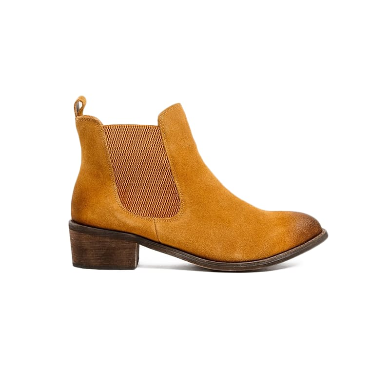 Laredo 701 Suede Pointy Ankle Boots