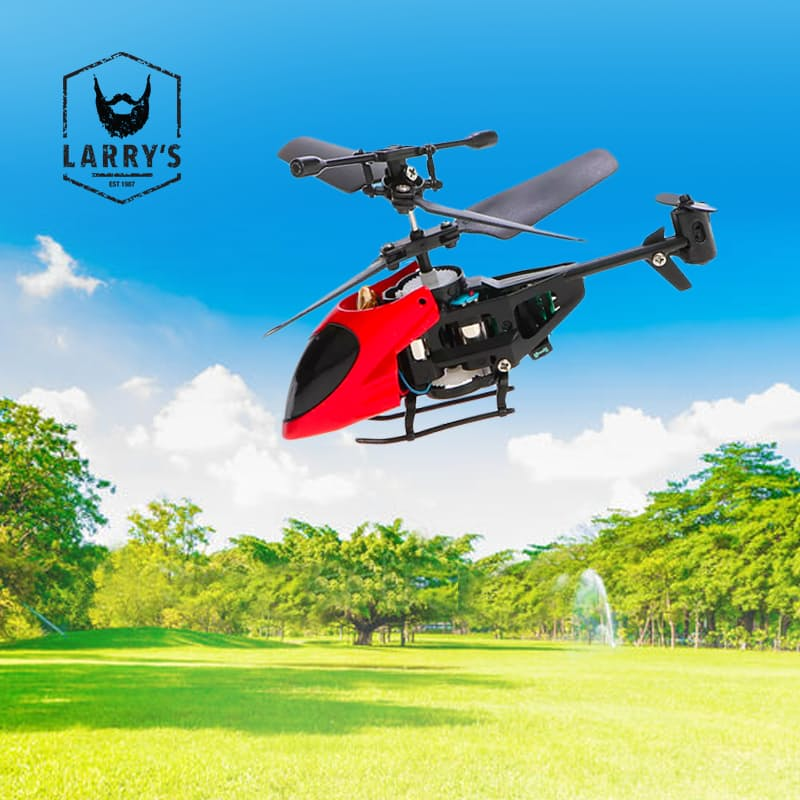 World's Smallest Remote Controlled Helicopter