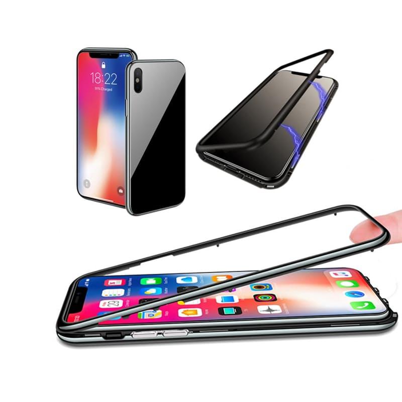 Magentic Slim iPhone Case (6,7,8 or X)