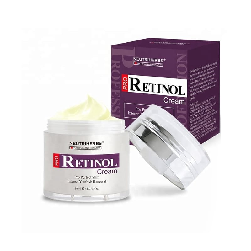 Retinol Cream for Wrinkles & Acne - 50ml