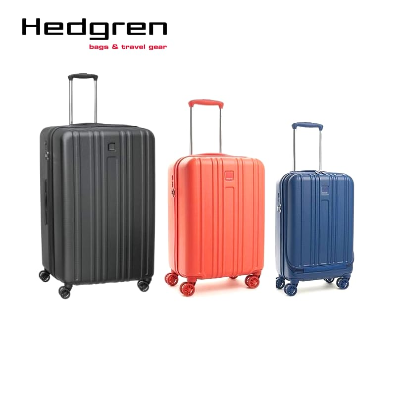 Transit Hardside Trolley Cases (More colours and sizes available)