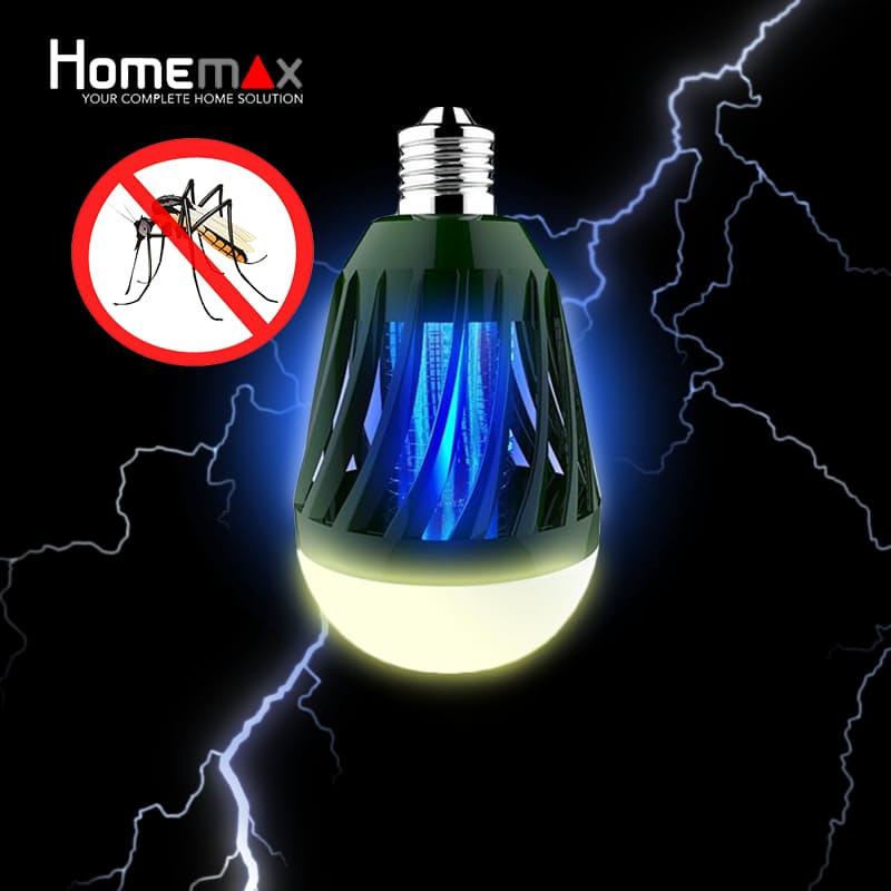 Pack of 2 EcoBright Buzz Zapper LED Insect Bulbs