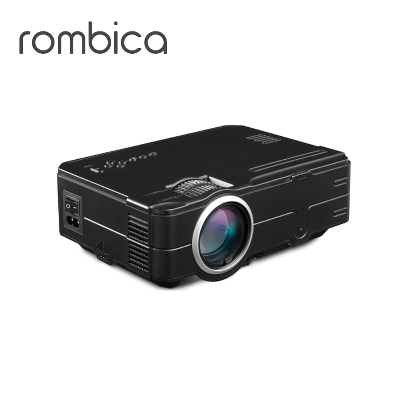 Ray W1800 LED Projector with WiFi Capability