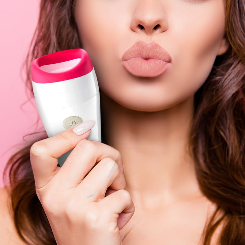 Battery Operated Lip Pump (Get The Luscious Lips You've Always Wanted)