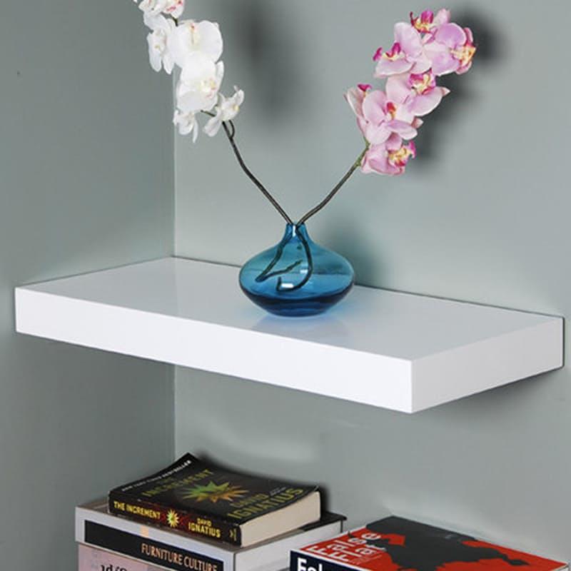 Juno Small or Medium Floating Shelves
