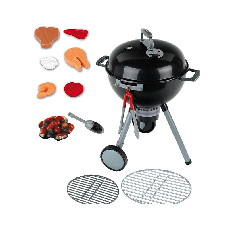 Kids Toy Kettle Braai with Accessories