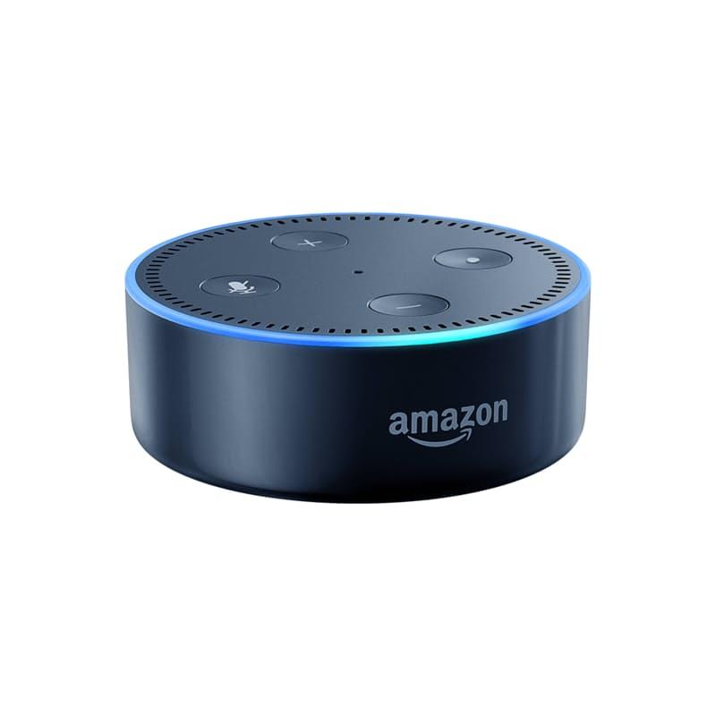 Echo Dot 2nd Generation Smart Home Assistant