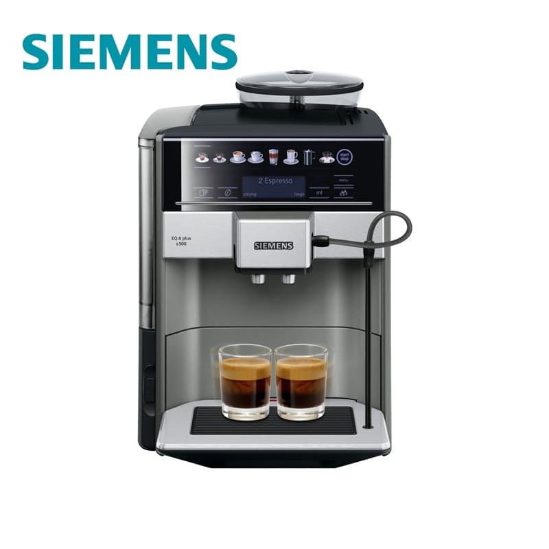 EQ.6 Fully Automatic Espresso and Coffee Machine