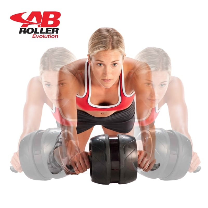 Core Ab Shaping Exercise Wheel