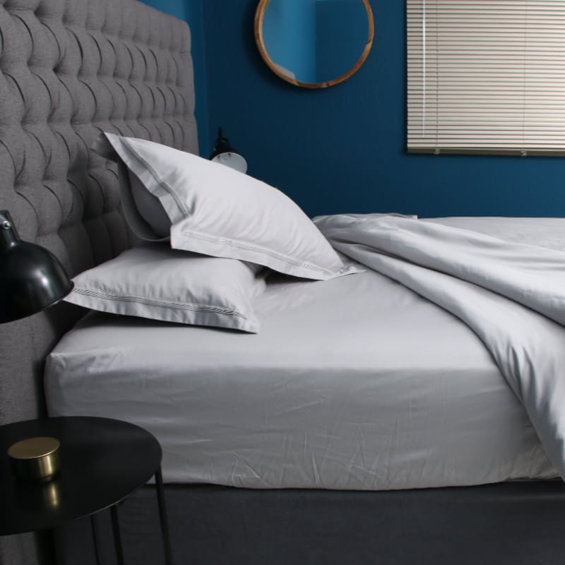400 Thread Count 100% Egyptian Cotton Fitted or Flat Sheet