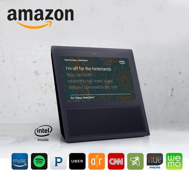 Echo Show Smart Speaker with Screen