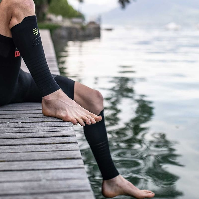 R2 Oxygen Compression Calf Sleeves