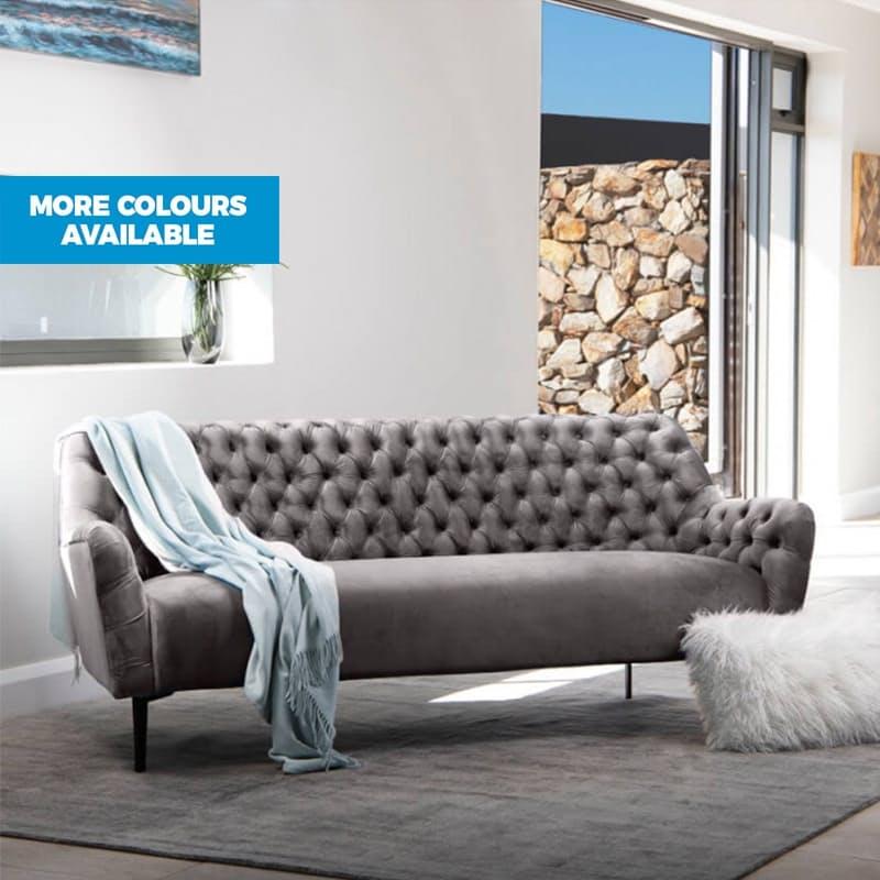Velvet Couch