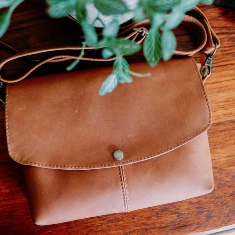 The Mini Joon Leather Handbag