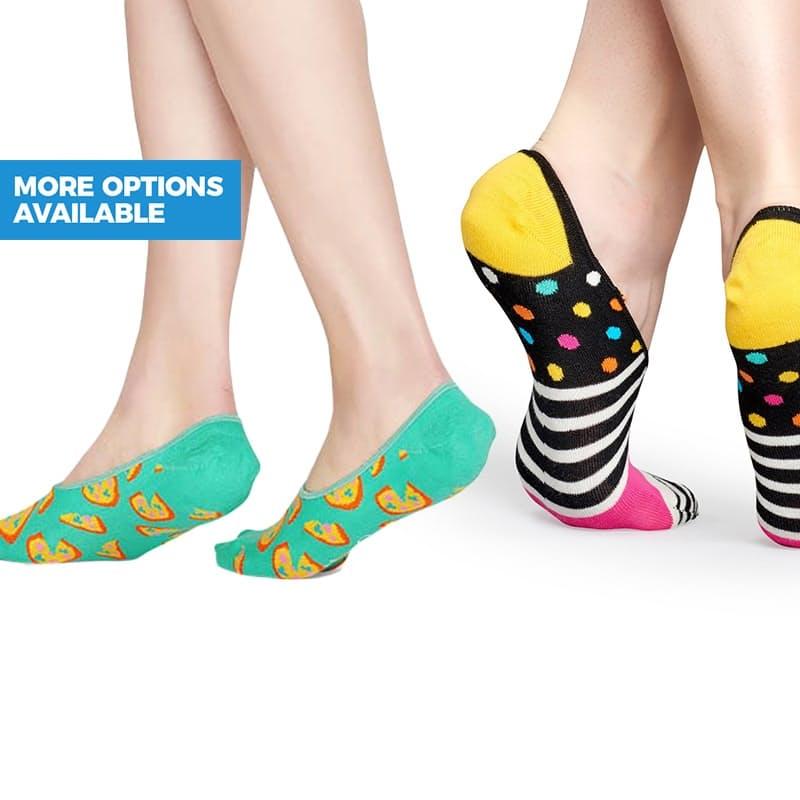 Pack of 2 Liner Socks