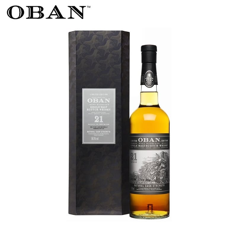 21 Year Old Limited Edition 750ml Single Malt Scotch Whisky