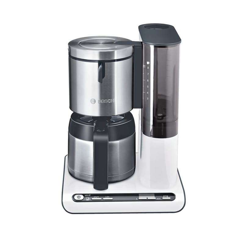Thermo Filter Coffee Machine with Dual Heating System