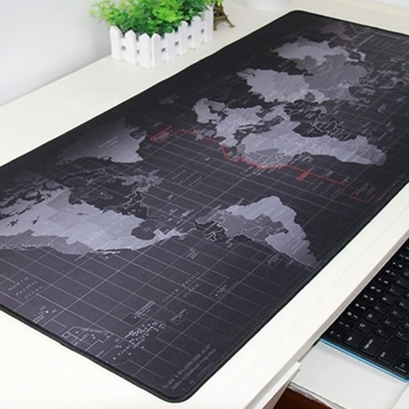 Full Desk Coverage Gaming and Office Mouse Pads (More Options Available)