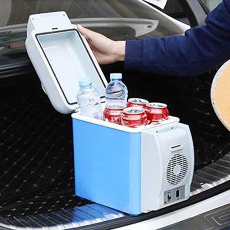 7.5L Mini Portable Electronic Cooling and Warming Car Refrigerator