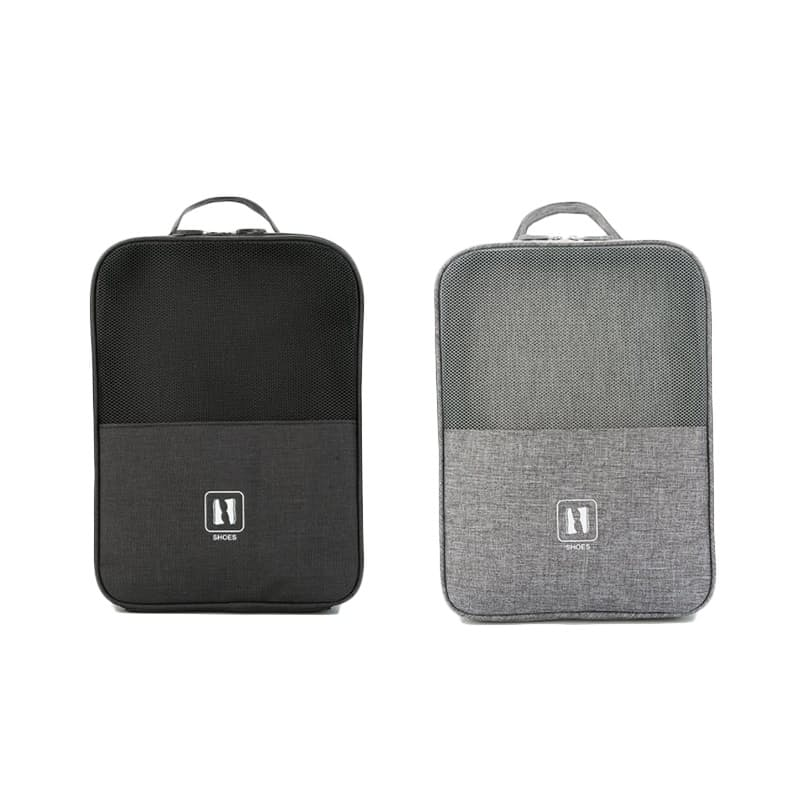 Shoe Travel Organiser (Holds up to 3 Pairs)