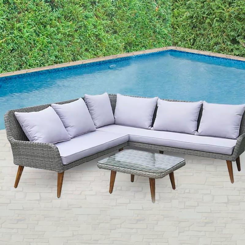 Seville Lounge or Corner Sofa Set