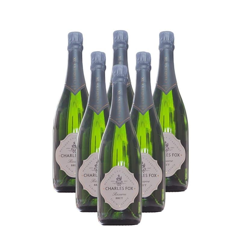 Reserve Brut NV  (R138.16 per bottle, 6 bottles)