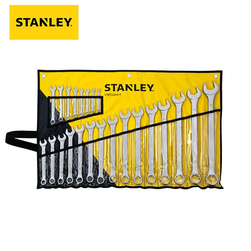 23-Piece Combination Wrench Set