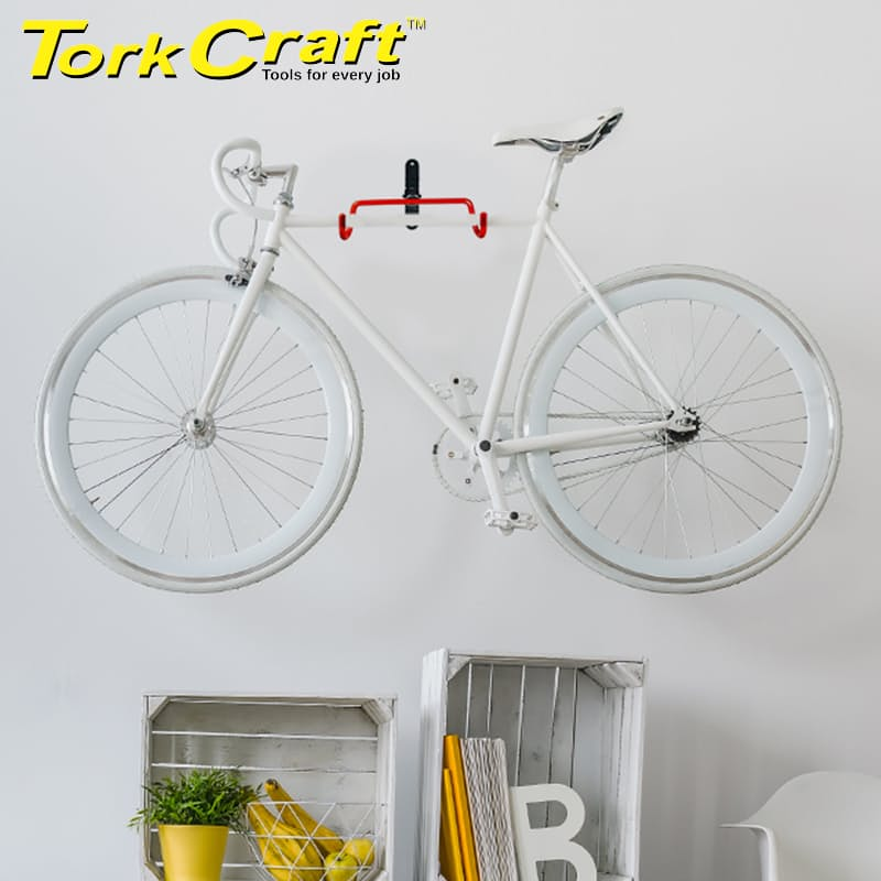 Wall Mounted Foldable Bicycle Storage Hook