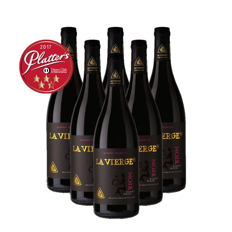 Hemel en Aarde Flagship Pinor Noir 2014 (R149.83 per bottle, 6 bottles)