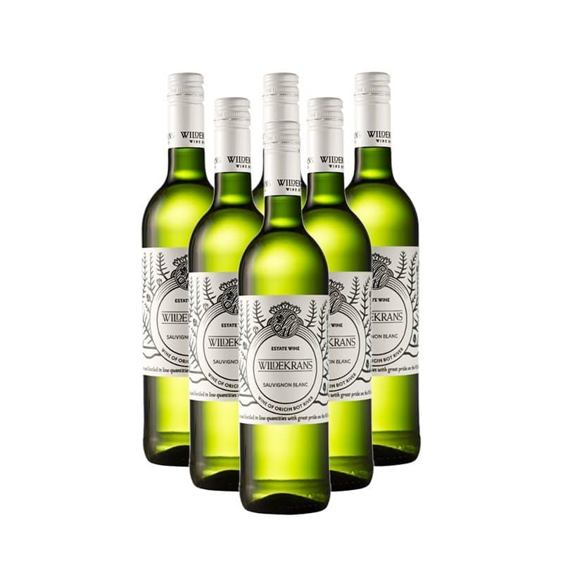 Botriver Sauvignon Blanc 2018 (R88.16 per bottle, 6 bottles)