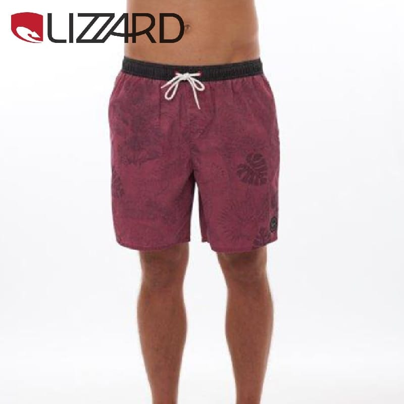 Men's Elasticated Printed Board Shorts (Multiple Options Available)