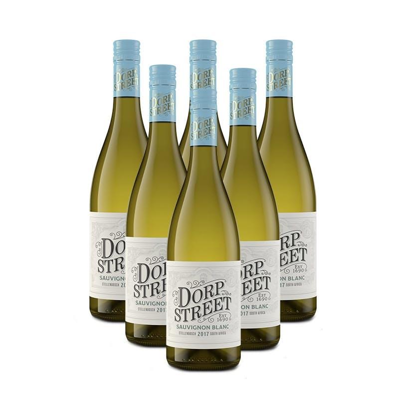 Stellenbosch Sauvignon Blanc 2017 (R44.83 per bottle, 6 bottles)