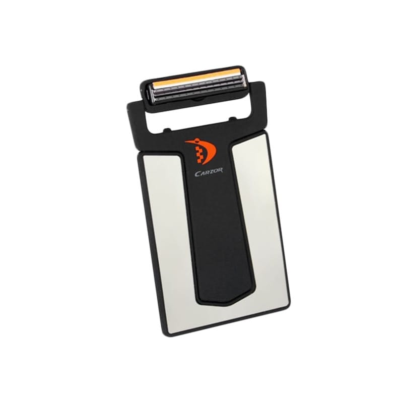 Portable Pocket-Size Credit Card Razor