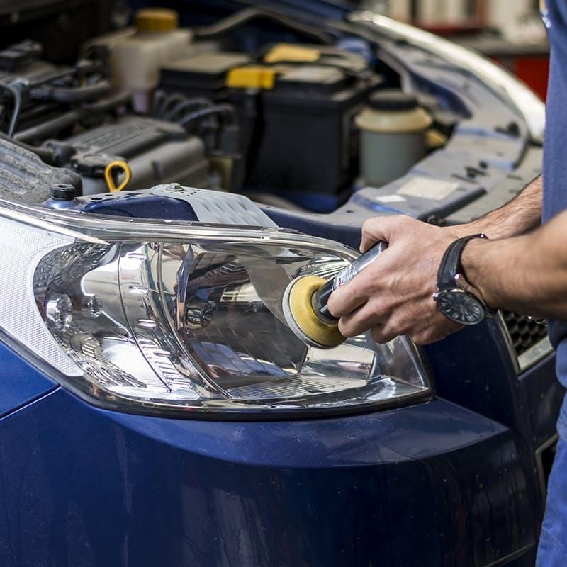 DIY Headlight Restoration Kit