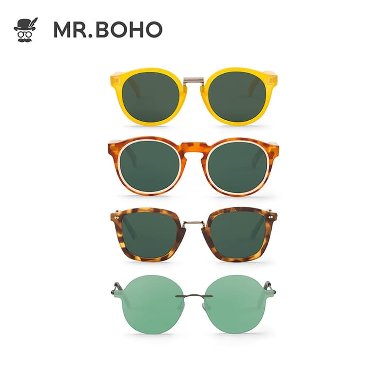 Retro Italian Sunglasses (Multiple Options Available)