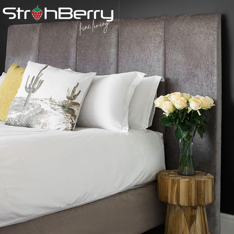 Brooklyn Chenille Headboard (Multiple Sizes Available)