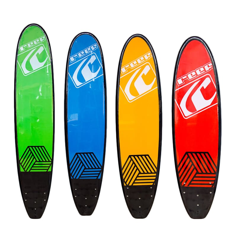 Soft Top Surf Boards - Perfect for Beginners