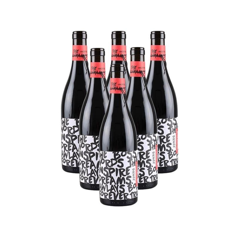 Bruce Cabernet Franc 2016 (R204.83 Per Bottle, 6 Bottles)