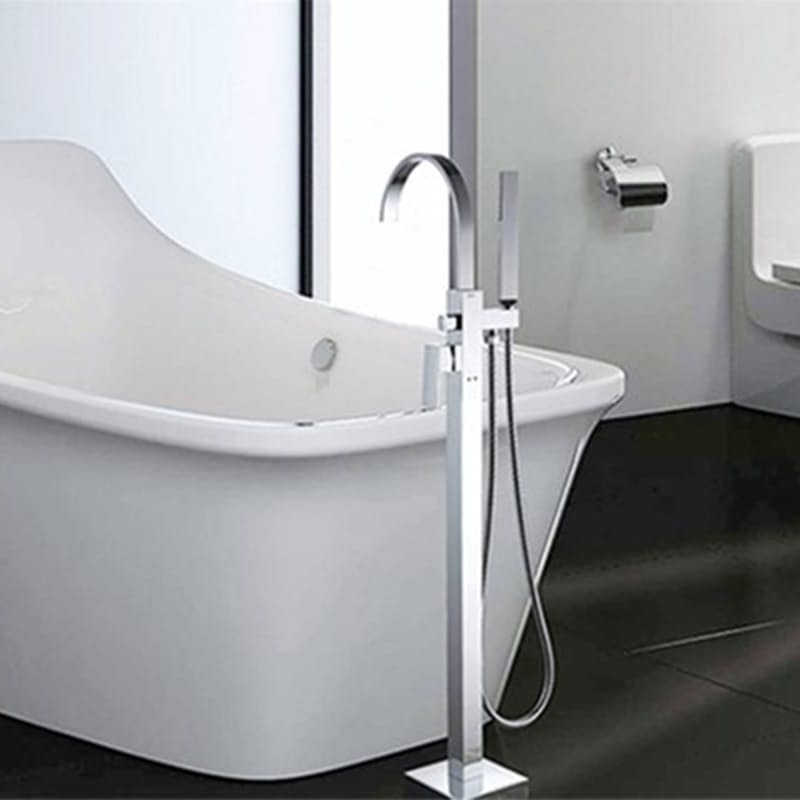 Freestanding Bathtub Mixer & Handshower