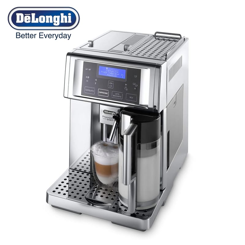 Prima Donna Avant Bean To Cup Coffee Machine with Milk Frother (Model: ESAM6750)