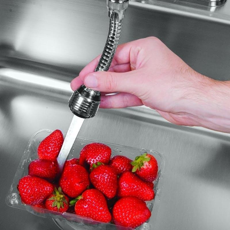 360 Swivel Spray Sink Hose Attachment