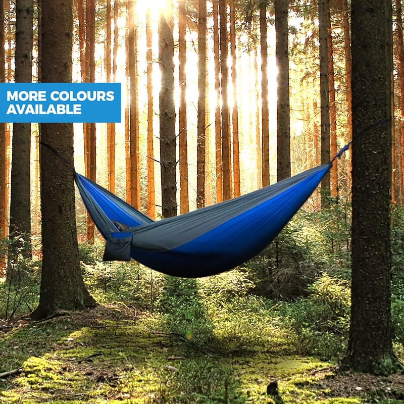 Portable Hammock with Carry Pouch