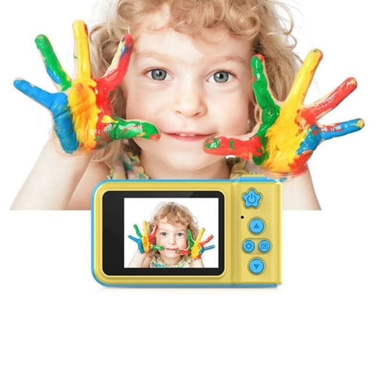 "1080P Kids Digital Video Camera with 2.0"" LCD Screen"